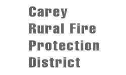 Carey Fire Website
