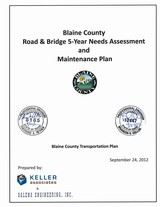 Blaine County Transportation Plan Document (PDF)